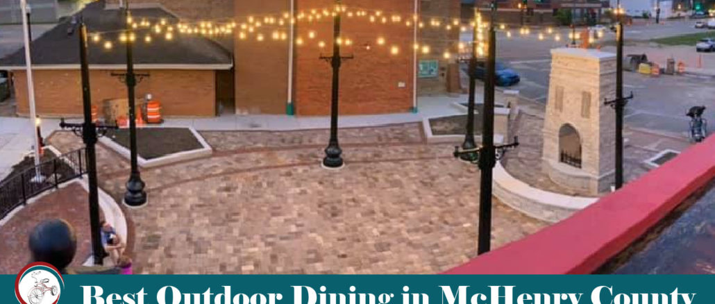 best outdoor dining in mchenry county