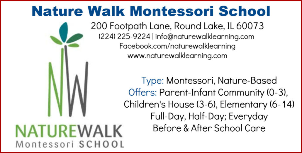 nature walk montessori