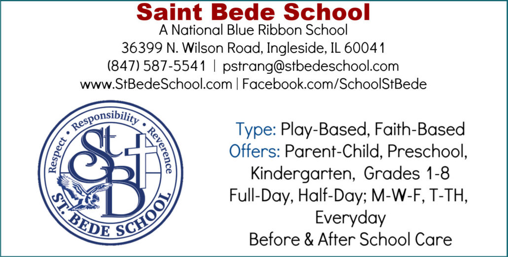saint bede school ingleside