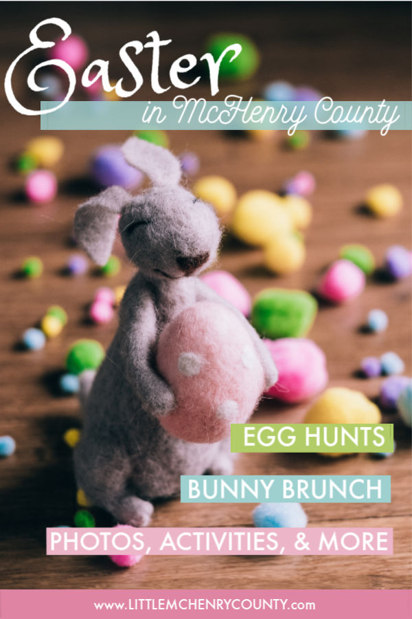 Free McHenry County Egg Hunts This Weekend