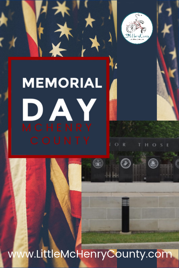 Start off your summer by honoring those that made the ultimate sacrifice at one of these McHenry County Memorial Day parades and services.