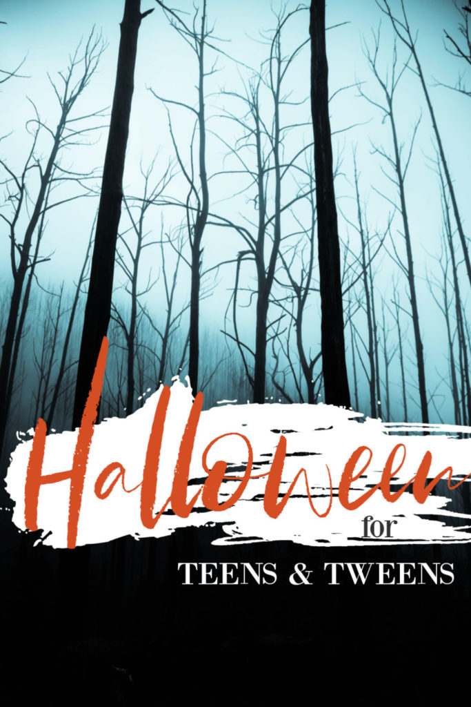 Looking for some Halloween fun for bigger kids? This list is full of Halloween Events for Teens and Tweens! Plan a good time for them and their friends.