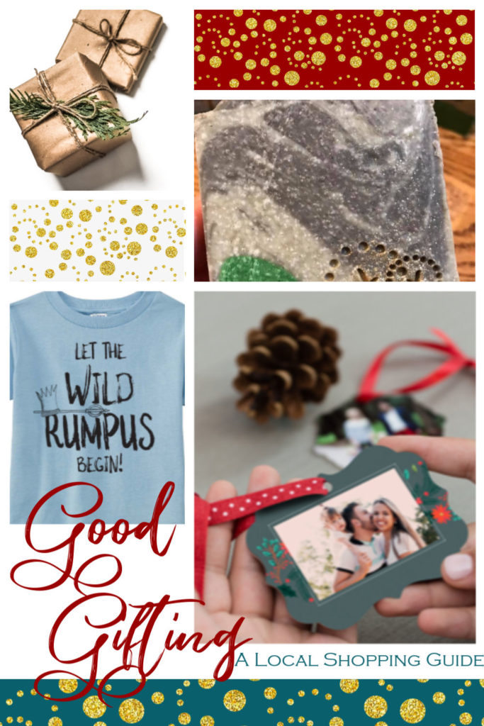 Good Gifting is local! We put together this local holiday shopping guide with some of our favorite local businesses & products so you can give better.