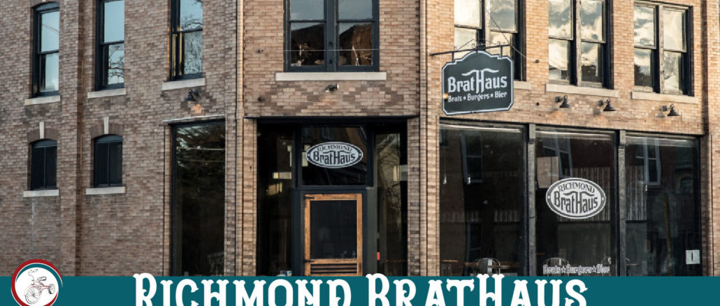 richmond brathaus
